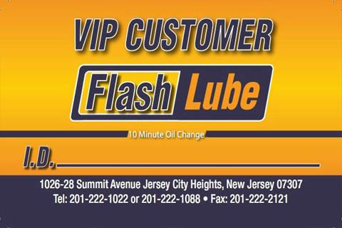 Flash Lube VIP